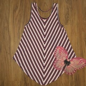 Girls Sleeveless Tank
